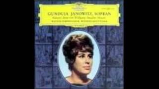 "Gundula Janowitz sings Franz Schubert ""Wiegenlied"", D. 498, op. 98 No. 2"