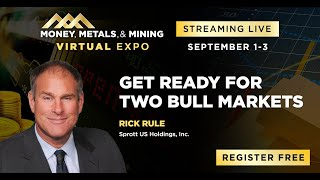 Rick Rule | Get Ready For Two Bull Markets!
