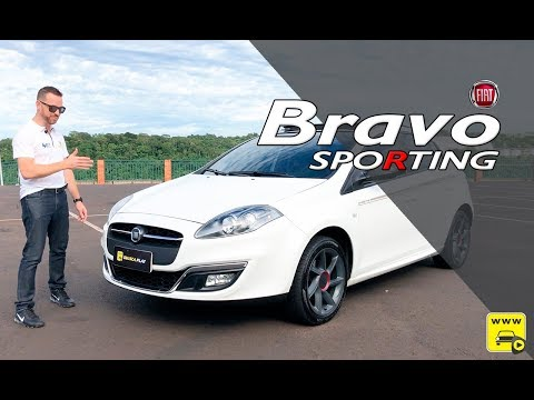 Bravo Sporting 2016 Seminovos Em Detalhes