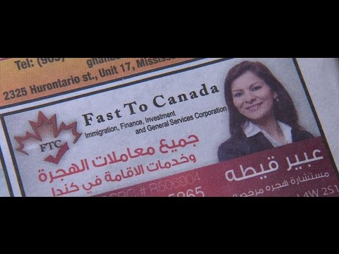 Some immigration consultants violating refugee sponsorship rules