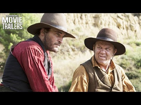 THE SISTERS BROTHERS Full online NEW (2018) - Joaquin Phoenix, John C. Reilly Comedy Western