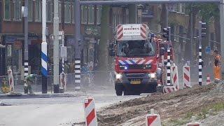 PRIO1 AL44-1 naar Gebouwbrand in Rotterdam. #216