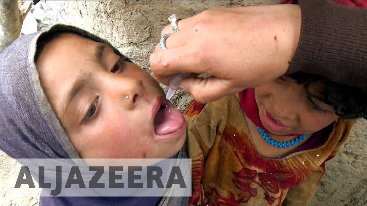 New Polio vaccination campaign gets under way in Afghanistan