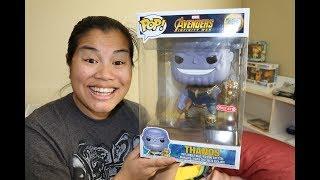 "Funko Pop Hunting | 10"" Thanos Funko Pop Target Exclusive"