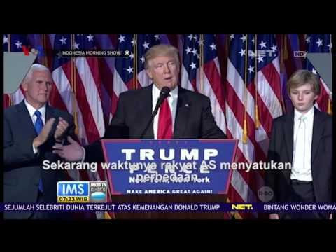 Donald Trump Kalah Populer Selama Kampanye Tetapi Menang Saat Pemilu