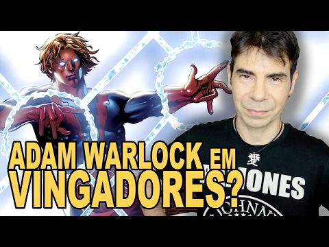 ADAM WARLOCK EM GUERRA INFINITA?