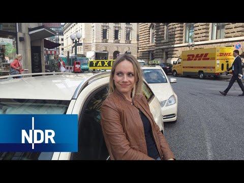 Taxi fahren in Hamburg: Die Welt mit den Augen eines Taxifahrers sehen   7 Tage   NDR