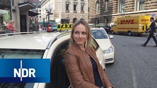 Taxi fahren in Hamburg: Die Welt mit den Augen eines Taxifahrers sehen | 7 Tage | NDR