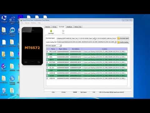 Hisence U939 flashing files / 100% WORKING / LOGO HANG FIX