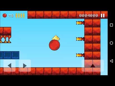 Bounce Original Level 6 Walkthrough