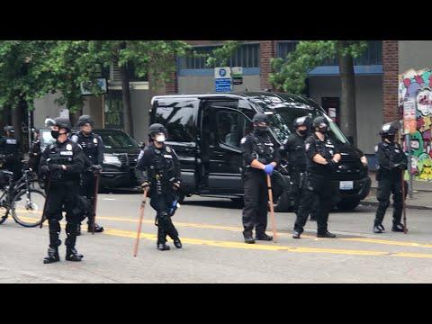 Полиция США зачистила