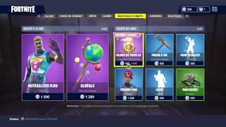 BOUTIQUE FORTNITE DU 1 MAI 2018 !! Item Shop 1 May 2018