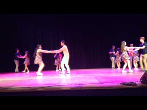 Latino Club Dance SWW 2014 (International Assembly)