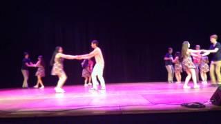 Latino Club Dance SWW 2014 (International Assembly)