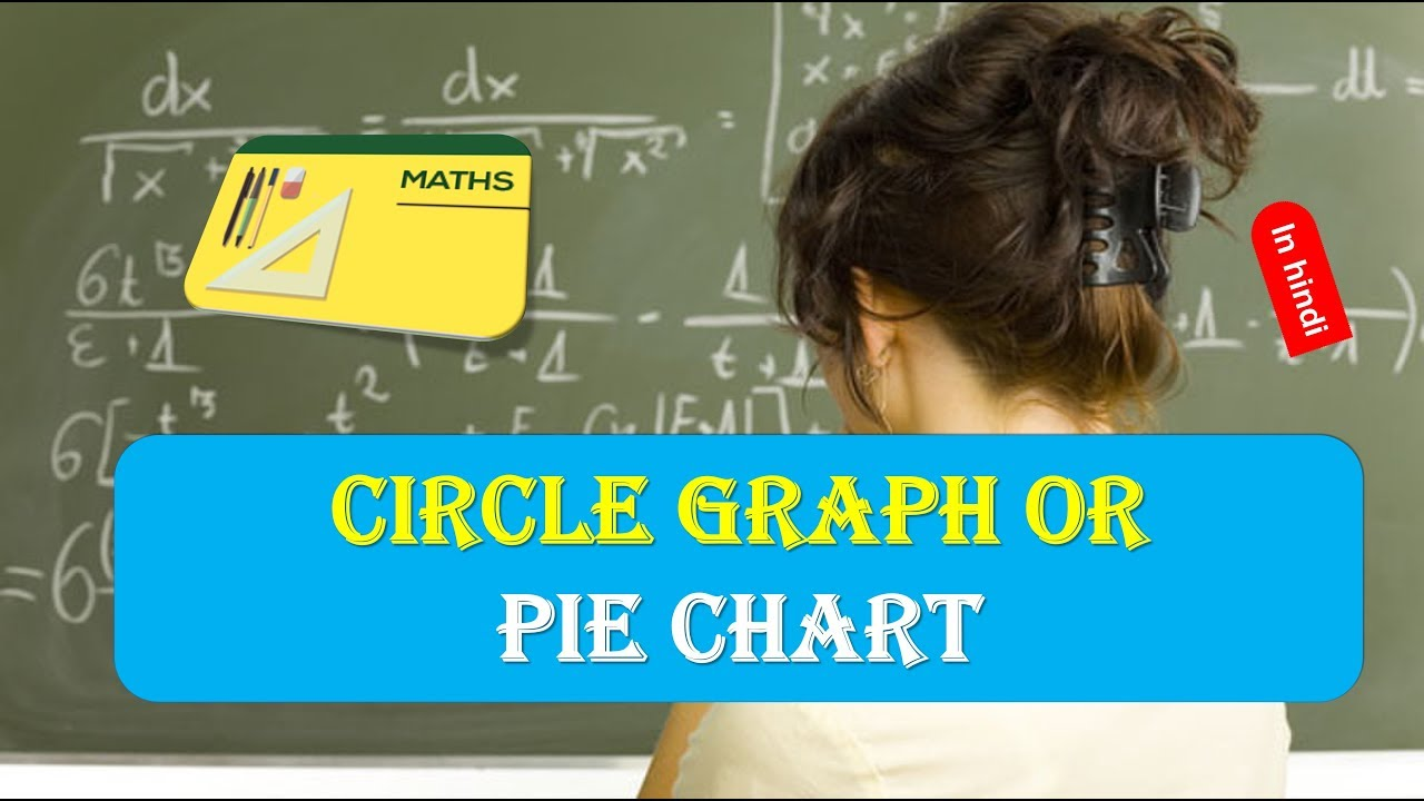 Circle Graph Or Pie Chart In Hindi Youtube