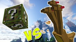 SUPER HYDRA VS. LUCKY BLOCK CAMUFLADO (MINECRAFT LUCKY BLOCK CHALLENGE)