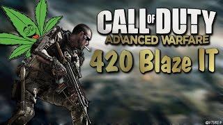Call of Duty(60 Fps) 420 Blaze it in 60 fps on next gen