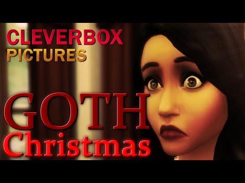 A Very Goth Christmas - The Sims 4 Machinima