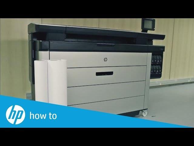 Jak uzyskać najwyższą wydajność druku - HP PageWide XL