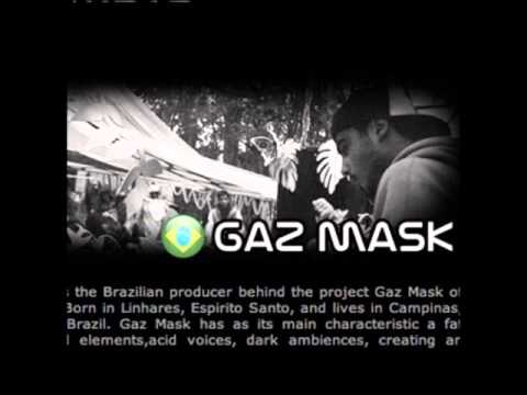 Gaz Mask Dark Prog Set(Uroboros Records)