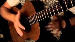 Kelly Valleau - Cups (Pitch Perfect's When I'm Gone) - Fingerstyle Guitar