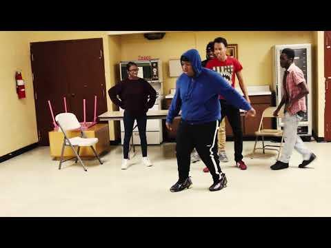 88GLAM - Bali feat Nav (Official Dance Video Thtdude AJ)