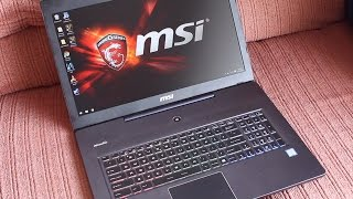 mSI GS70 6QE Gaming Laptop Review
