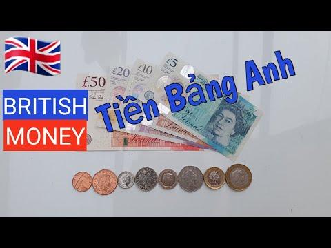 Tiền Bảng Anh - Giá Trị Các Loại Tiền Tệ Đang Lưu Hành ở Anh | British Pound in Circulation | Foci