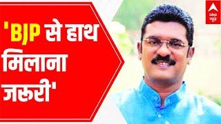 Important to join hands with BJP: Shiv Sena's Pratap Sarnaik