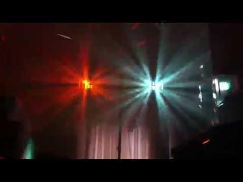 American DJ Aggressor HEX LED