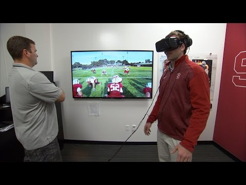 Microsoft HoloLens envisions the NFL