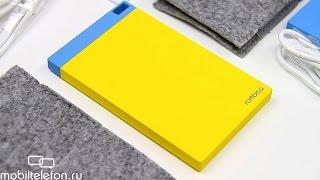 Обзор Rombica NEO NP60: стильные внешние аккумуляторы(, 2015-10-02T16:11:45.000Z)