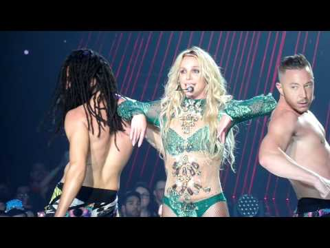 Thumbnail: Britney Spears - Stronger, Crazy, TTWE @ Planet Hollywood Las Vegas - 16 April 2016