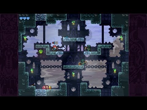 Nintendo Switch Review: TowerFall