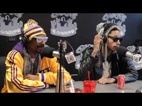 Power106 SNOOP DOGG & WIZ KHALIFA - Young' Wild & Free