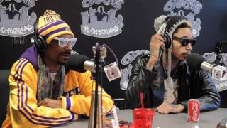 SNOOP DOGG & WIZ KHALIFA - Rap Young' Wild & Free Live