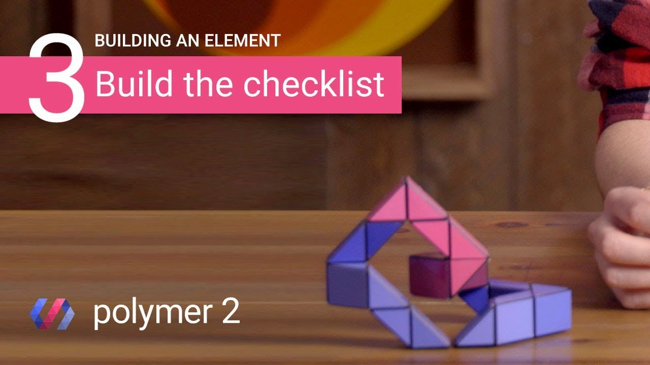 Building an Element in Polymer 2: Basic Polymer Conversion (Part 3 of 5)