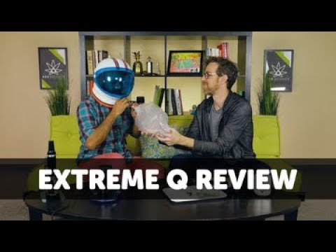 The Extreme Q Desktop Vaporizer Review. Is it better than the Volcano??