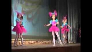 Танец кукол - Ансамбль эстрадного танца