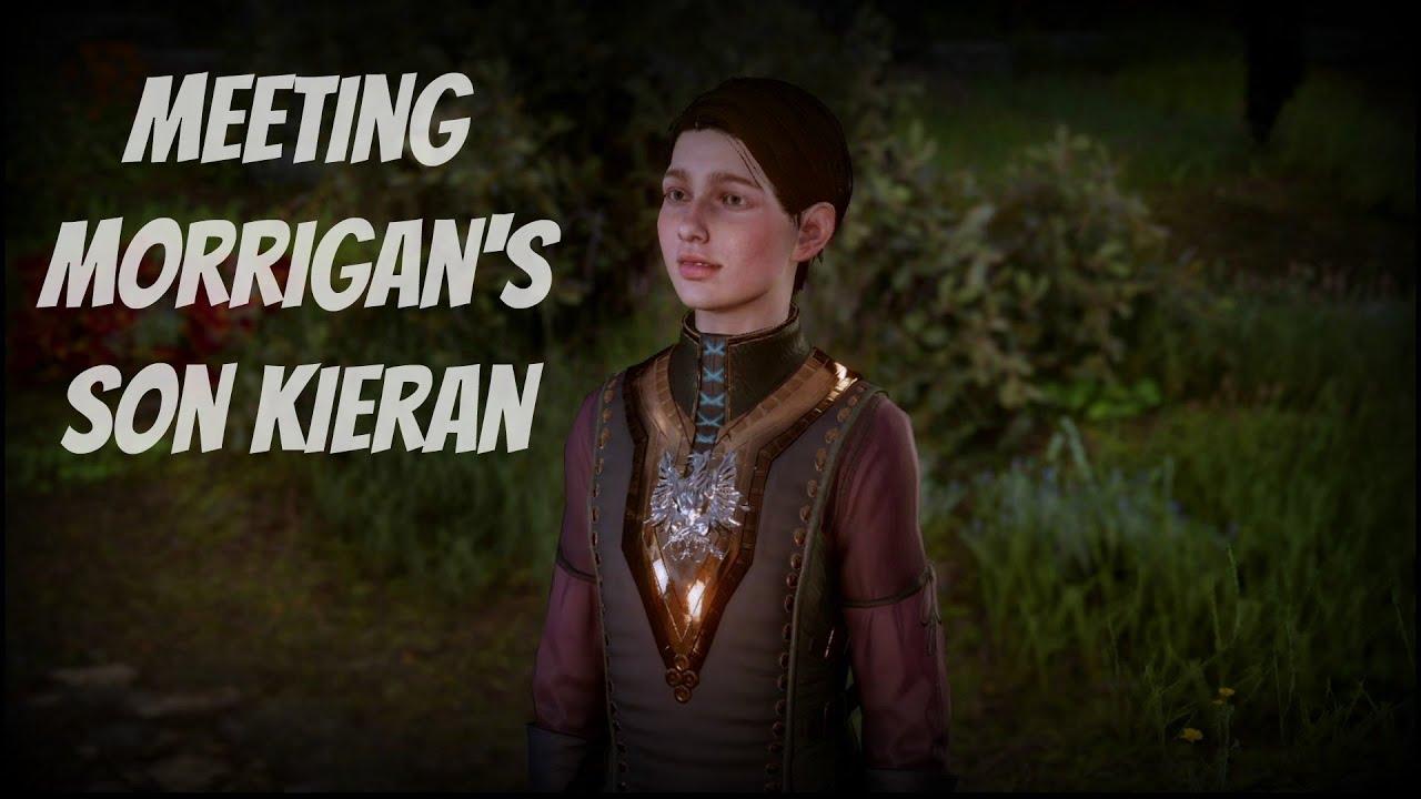 Kieran Dragon Age