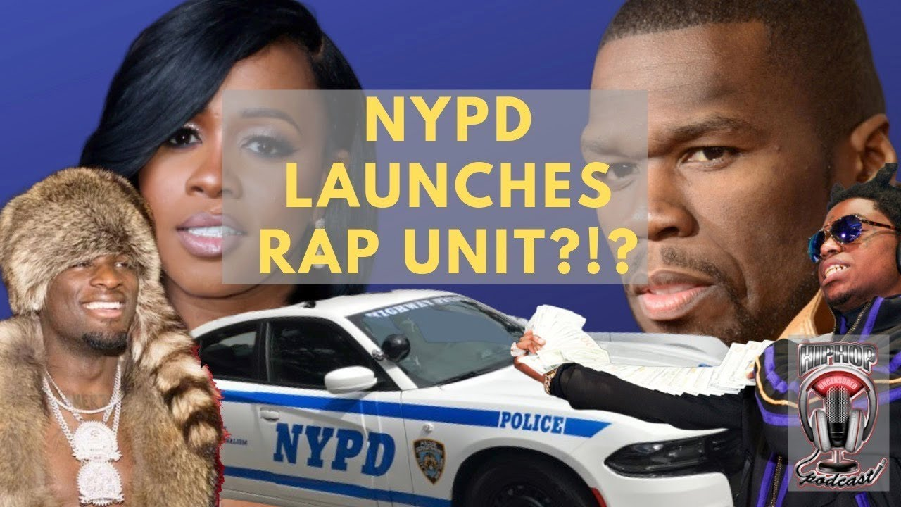 WHOA! NYPD LEAKS List Of Rappers That They're SECRETLY Watching ?!?!