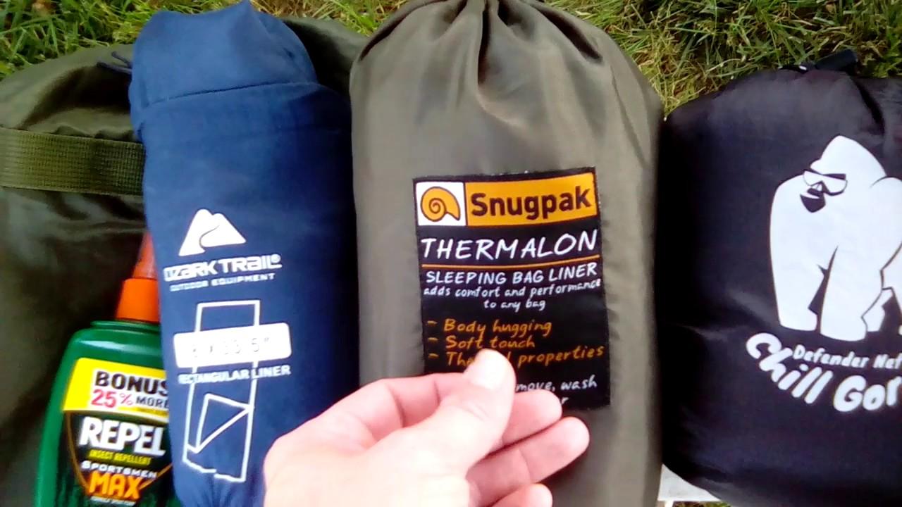 Snugpak thermalon Liner