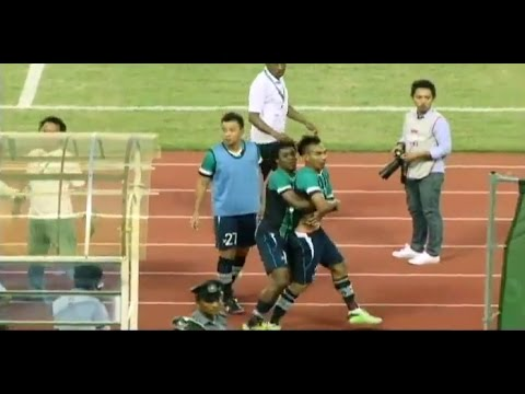 Myanmar MMA Football (Yangon United Vs Naypyitaw FC)