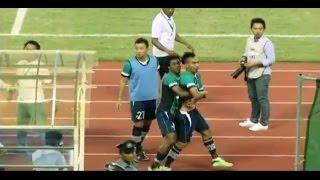 Myanmar MMA Football (Yangon United Vs Naypyitaw FC)