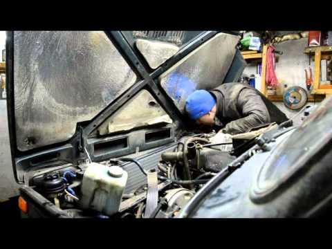 Нива 21214 ремонт видео