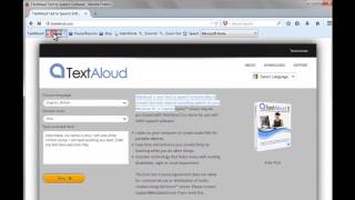 Getting Started with TextAloud 3 (2015)