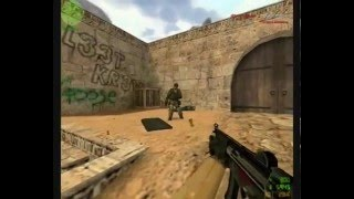 Counter Strike vs Mobile Forces