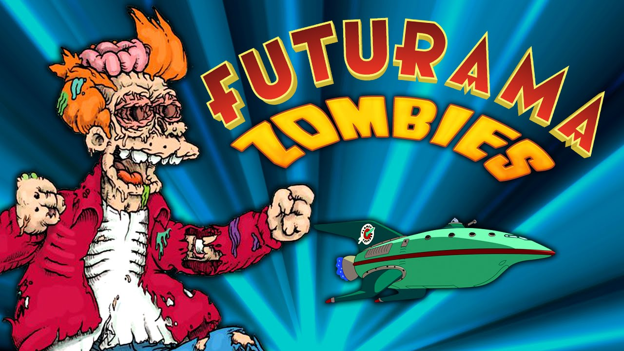 Futurama Zombies  U2605 Call Of Duty Zombies