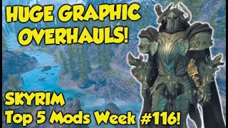 Skyrim Top 5 Mods of the Week #116 (Xbox One Mods)