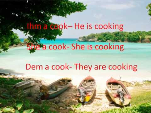 Learn Jamaican Patwa Lesson YouTube - What language do they speak in jamaica